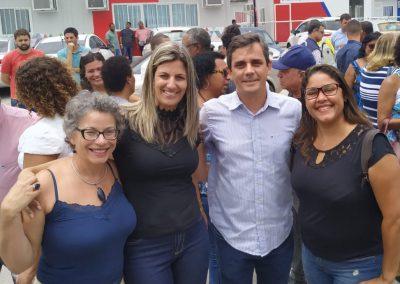 Lancamento da Pedra Fundamental do Colegio Prof Darcy Ribeiro2