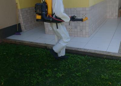 Higienizacao da sede do SINEDUC 3