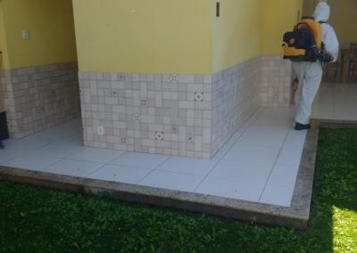 Higienizacao da sede do SINEDUC 6